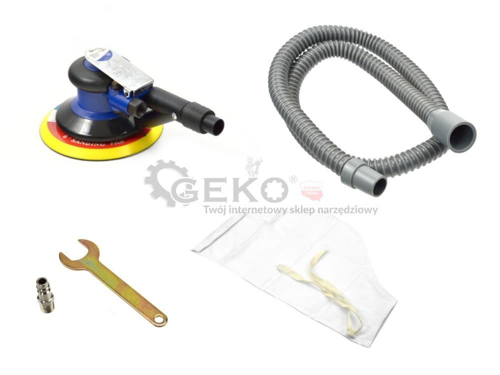 zestaw narzędzi pneumatycznych