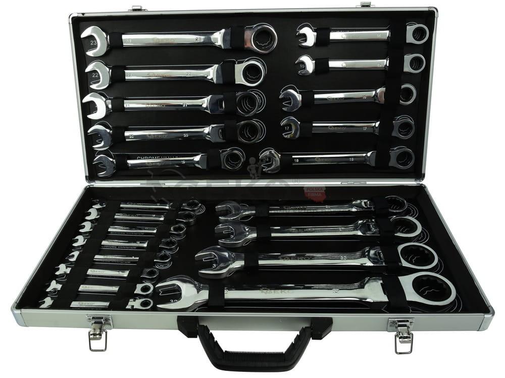 narzędzia warsztatowe klucze